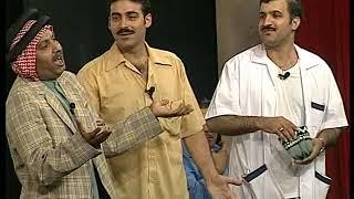 طارق العلي مع الشيعة في درب الزلق