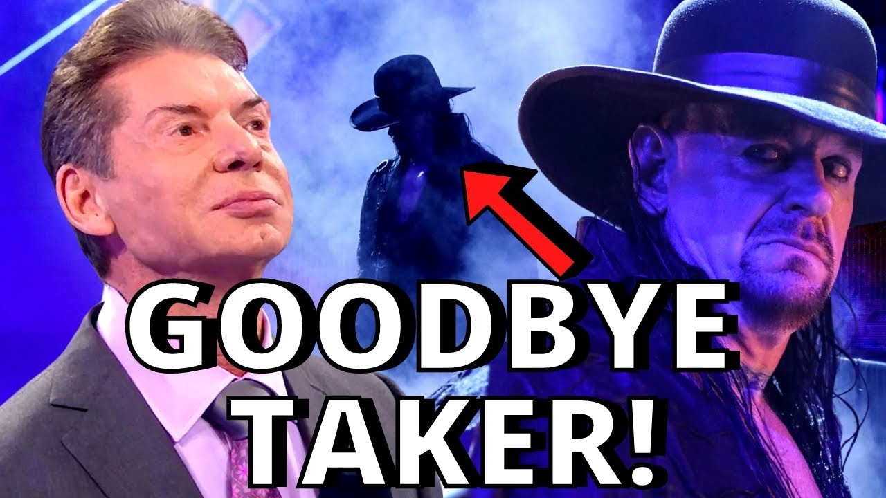 Download WWE SAYS GOODBYE TO THE UNDERTAKER IN FINAL FAREWELL | SURVIVOR SERIES 2020