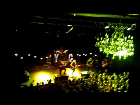 Yellowcard - Lights and Sounds into Ocean Avenue - 2013 Tour - Live at the TLA!!