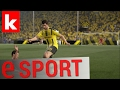 e-Sport: FIFA 17: Defensive Stärke dank Gegenpressing