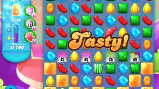 Candy Crush Soda Saga Level 1242 - NO BOOSTERS