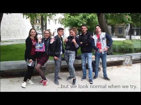 Second International Symposium of Students of English, Croatian and Italian Studies Promo Video 2017