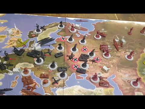 Axis and Allies Anniversary Edition: The Soviet War Effort