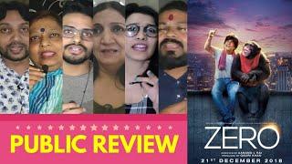 Zero Movie PUBLIC REVIEW | Shahrukh Khan, Katrina Kaif, Anushka Sharma | Anand L Rai | FilmiFever