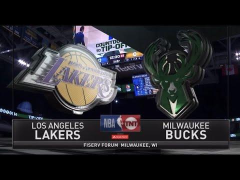 Download Los Angeles Lakers vs Milwaukee Bucks Full Game Highlights | January 21 | 2021 NBA Season