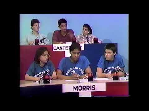 Quiz Bowl '87