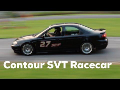 Fastest Ford Contour SVT Review