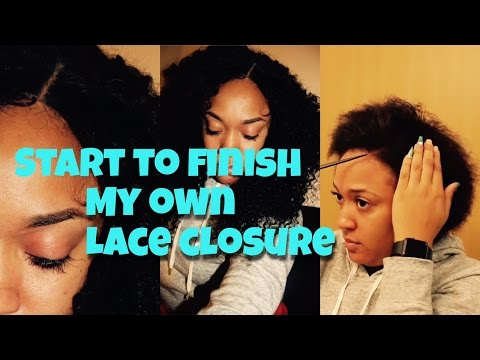 UPDATED🌟How to: Lace Frontal (No Glue, No Tape) | Doovi