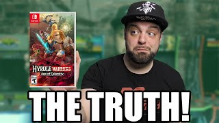 The TRUTH About Hyrule Warriors Age of Calamity for Nintendo Switch!