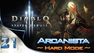 Diablo 3: Reaper Of Souls Edition - Hard - Parte 21 - 1080pᴴᴰ