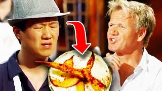 Top 10 MasterChef Season 1 WORST DISHES!