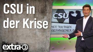 CSU in der Krise
