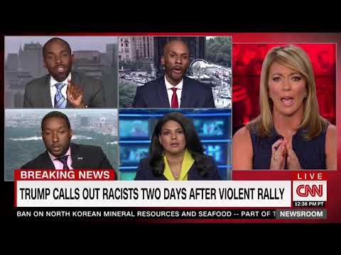 CNN Panel About Racism Gets Heated: