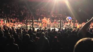 Grado TNA Impact Wrestling Manchester 2016 enterance