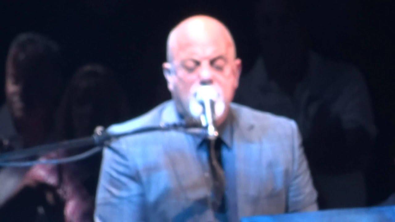 Billy Joel Summer Highland Falls Madison Square Garden Nyc Ny June 21 2014 Youtube