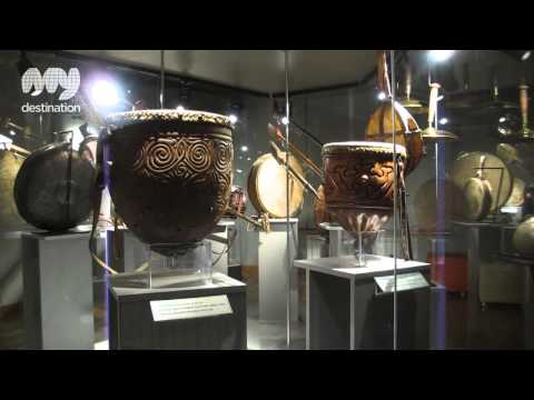 State Museum of National Musical Instruments - Kazakhstan