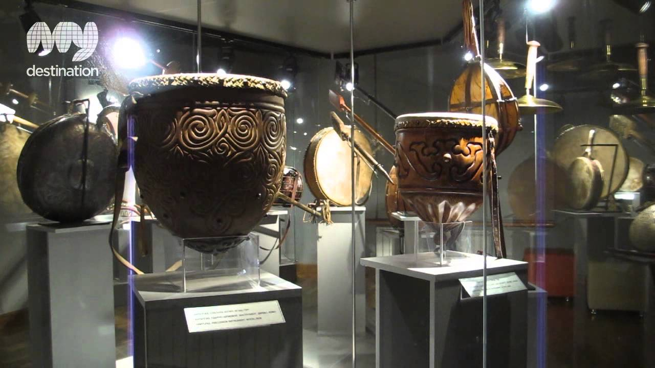 state museum of national musical instruments - kazakhstan - youtube