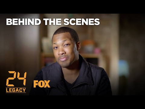 A Look Back: Corey Hawkins | Season 1 | 24: LEGACY