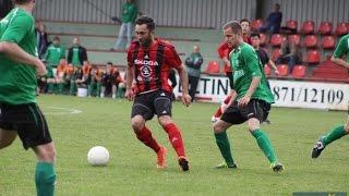 Saison 20142015 32 Spieltag SC 26 Bocholt  SGE Bedburg Hau