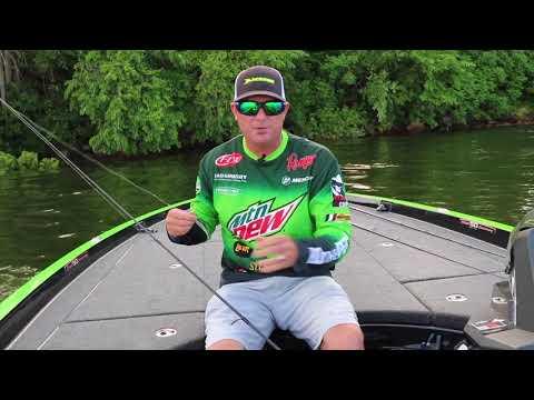 Grigsby Talks DropShotting Bedding Bass