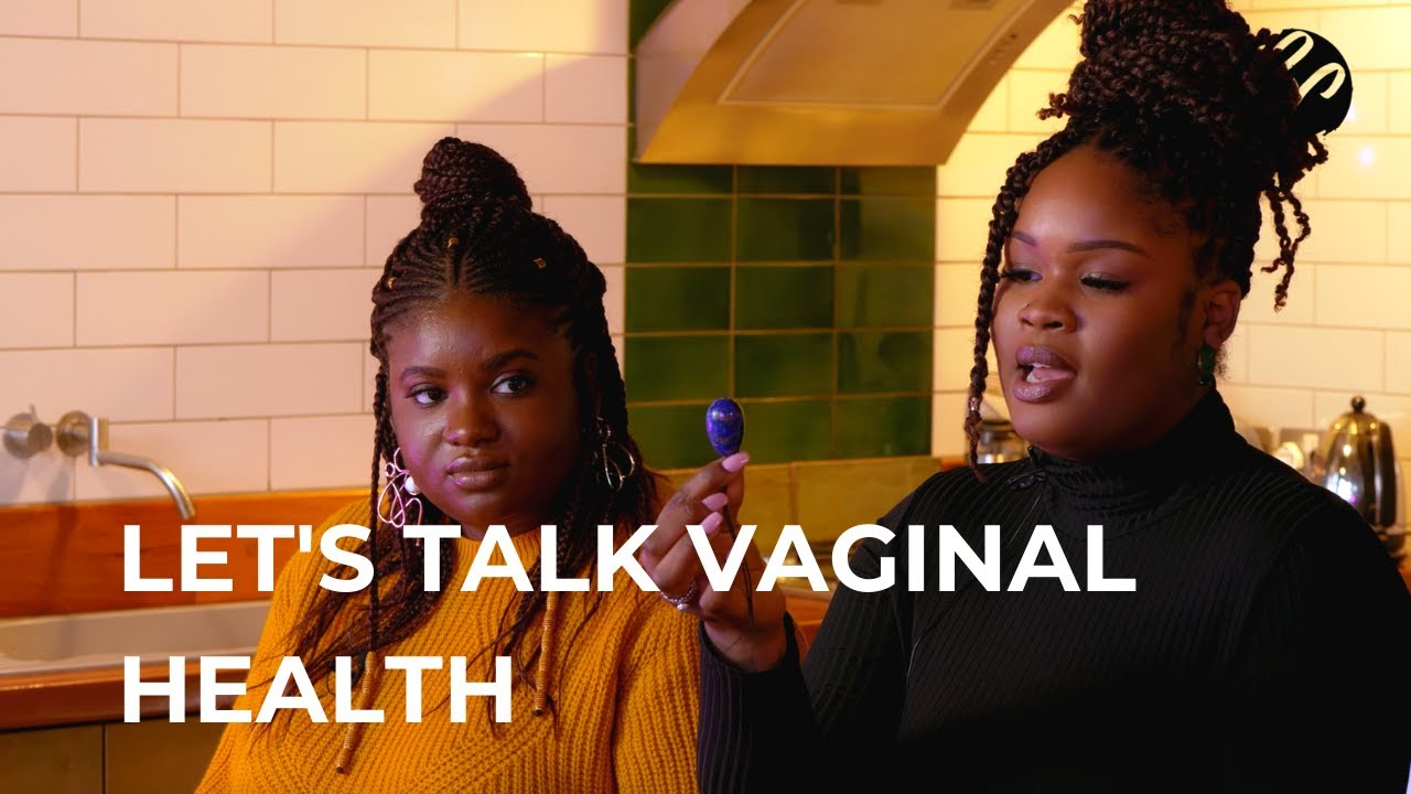 BLVCK CANVAS | LET'S TALK VAGINAL HEALTH | S2 EP9