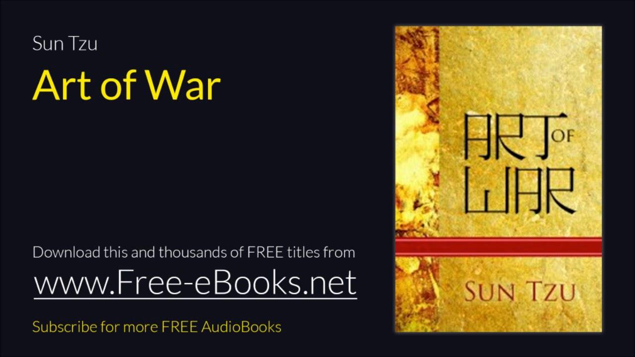 The Art Of War Free Full Audiobook From Www Free Ebooks Net Youtube