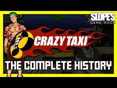 Crazy Taxi: The Complete History - SGR