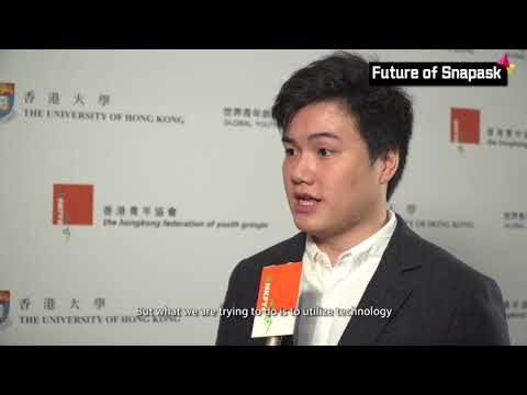 Interview with Mr. Timothy Yu from Snapask (GYEF 2017)