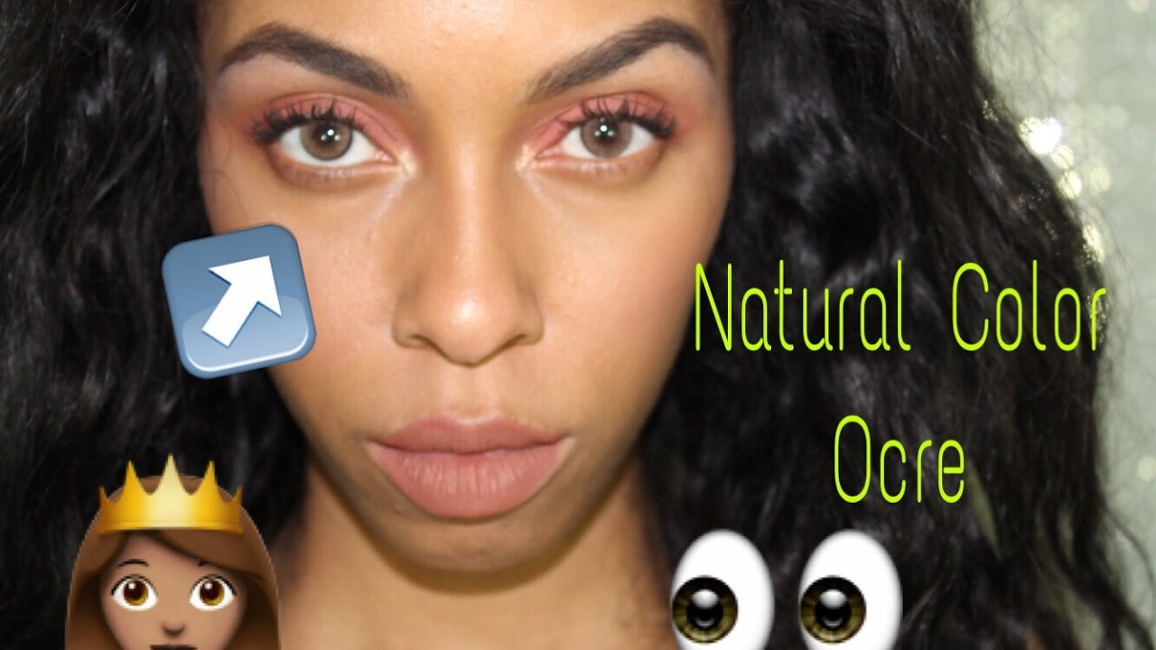 Solotica Natural Colors Ocre: Review/ Advice