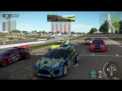 Project CARS 2 (Pc) 4k 3840x2160 - Xbox 360 Controller