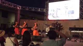 """Na Ka Pueo Ipu Dance"" Hula Performance for the Cathedral Of Faith Church"