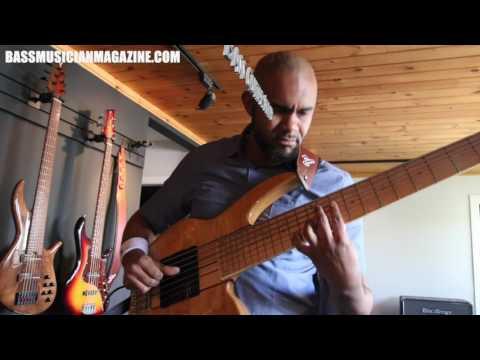 Bass Musician Magazine - F-Bass Factory Tour