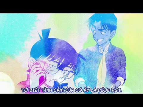 [Tiếng Việt] Teaser Conan movie 21 - Tâm sự của hai người đàn ông =))))