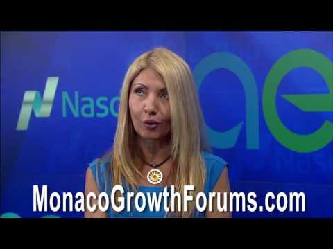 SCN's Julia Sun Interviews Monaco Growth Forums, CEO Andreea Porcelli