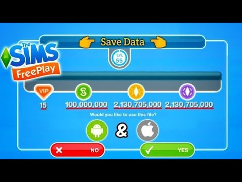 Get Thousands Of Simoleons, Lp's & Sp's In The Sims FreePlay (2020)