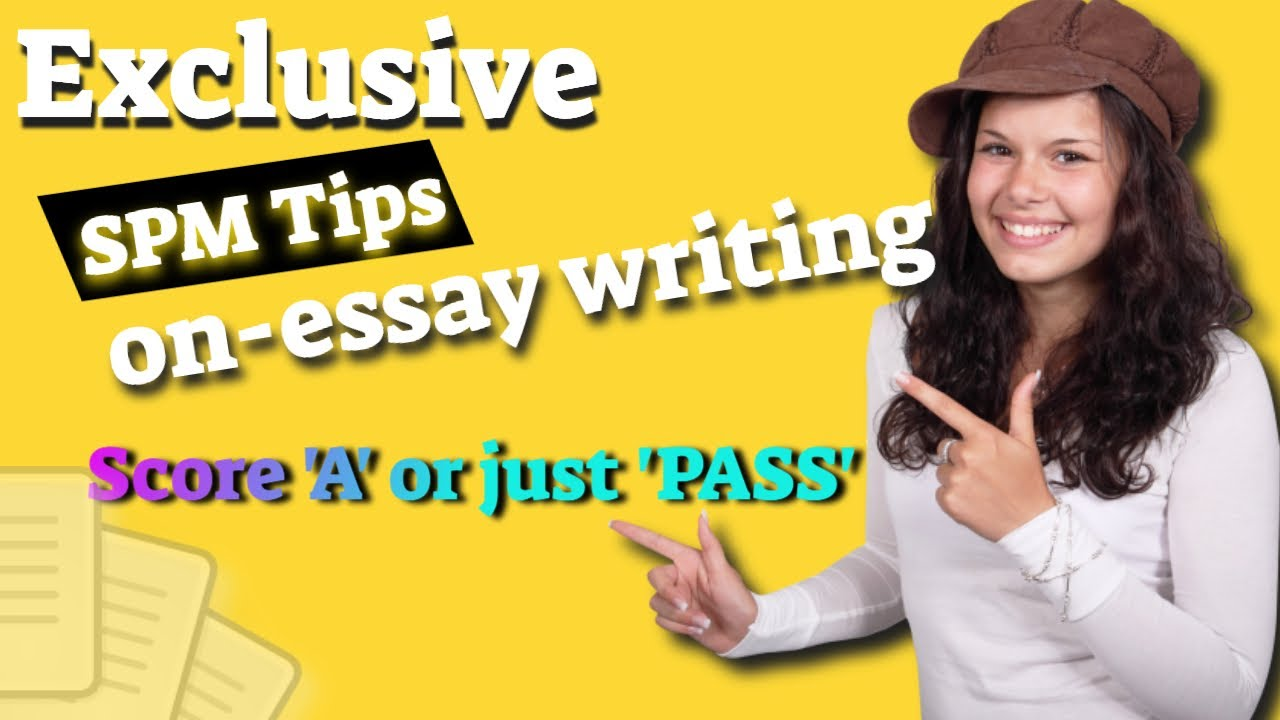 How To Score In Your Essay Spm Directed Writing Youtube