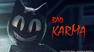 {SFM/CARTOONCAT} Bad Karma ► Horror Skunx