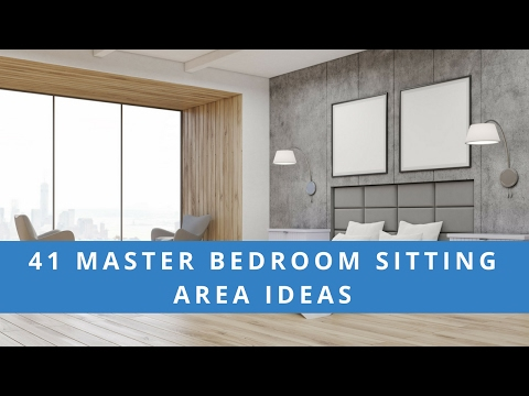 41 Master Bedroom Sitting Area Ideas