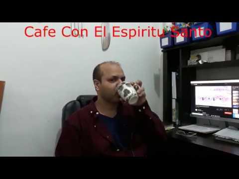 Cafe Con El Espíritu Santo. Jose Rosario