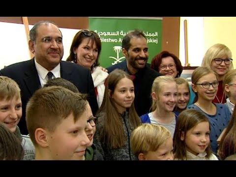 Darowizna króla Arabii Saudyjskiej na budowę Małej Akademii Życia