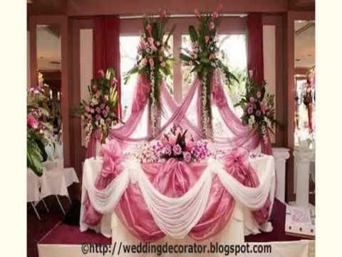 Cheap Wedding Decoration