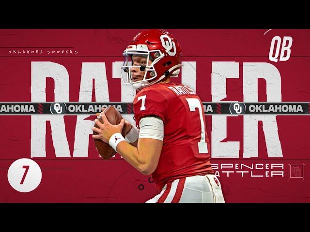 Oklahoma QB Spencer Rattler 2020 highlights | ESPN College Football