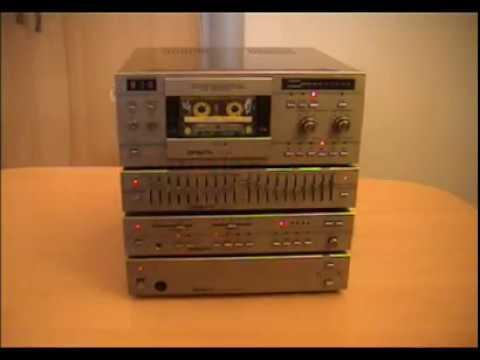 ОРБИТА 002 стерео компоненты - сделано в СССР (видео из архива)