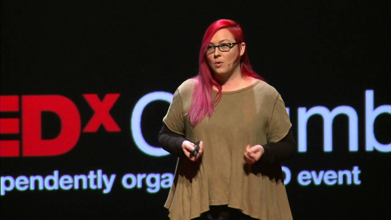 Breaking Barriers: gender, street art and the impact of creativity | Stephanie Rond | TEDxColumbus