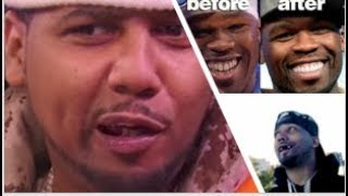 JUELZ SANTANA Says 50 CENT Has Fake Teeth Too