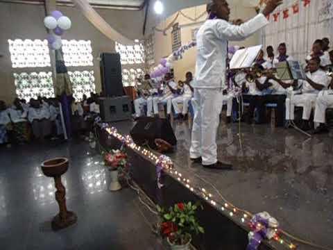 SPECIAL CONCERT DU GROUPE SYMPHONIQUE FANFARE EVANGELIQUE AWATAME (FANEVA) LOME-TOGO
