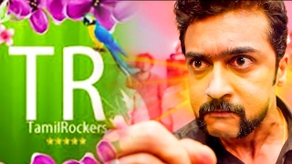 Si3 aka Singam3 Movie Recorded in Mobile