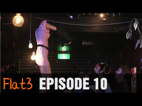 FLAT3 - EP10. WASTED   Comedy Web Series