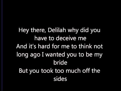 Hey There Delilah (Samson Version)