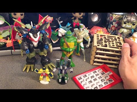 Thrift Store Toy Haul, Value Village Figurarts Find December 18 2017